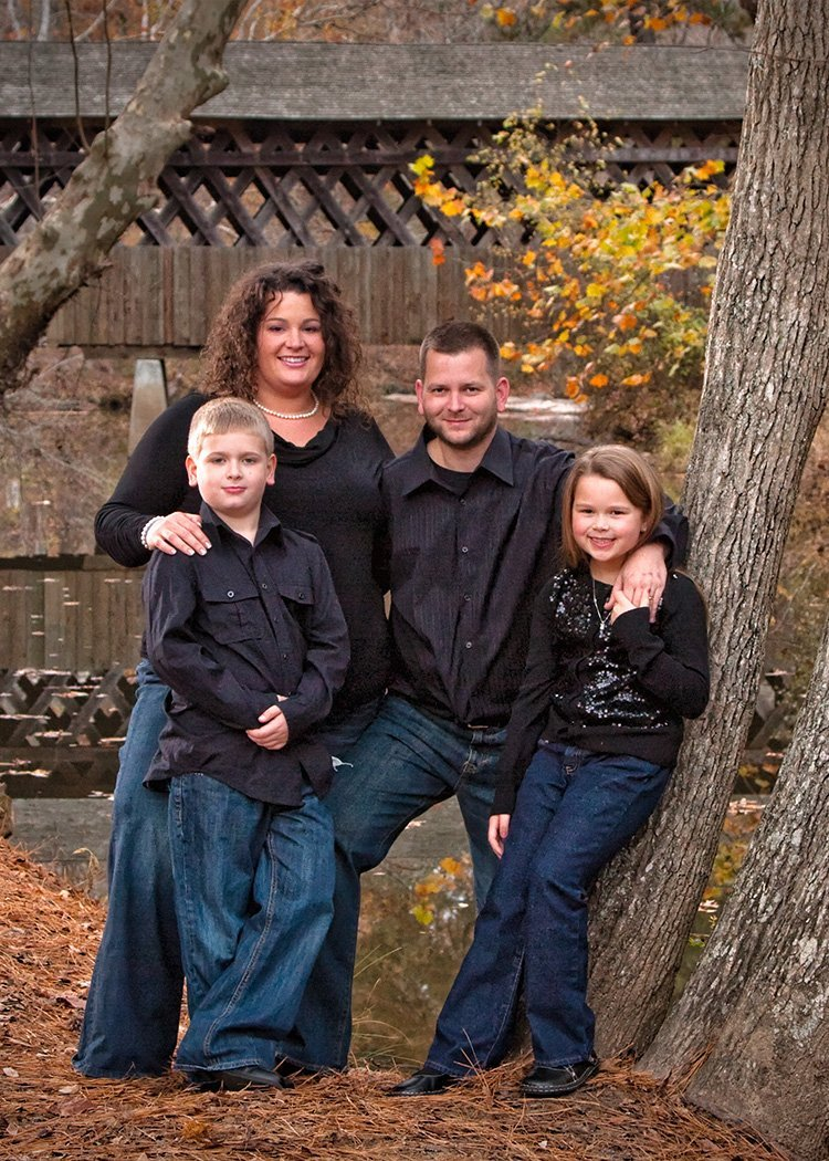 What To Wear For Family Portraits.